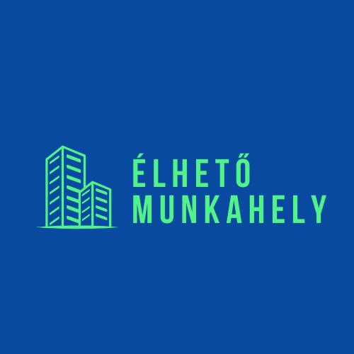 Élhető Munkahely logo